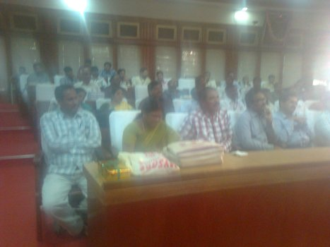 Yet another view of the audience attending the Valedictory function out of more than 600 registered delegates