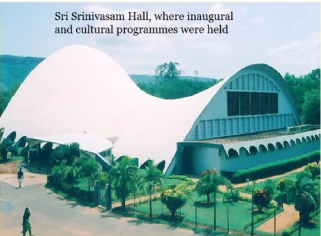 Sri Srinivasam Hall - full view