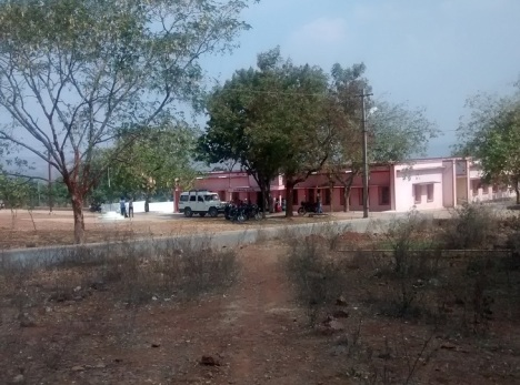 2. view of PSTU from distance