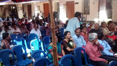 23. Audience on 31st -inagural session.LHS